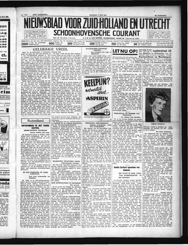 Schoonhovensche Courant 1937-07-05