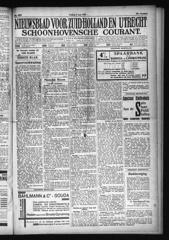 Schoonhovensche Courant 1928-06-08