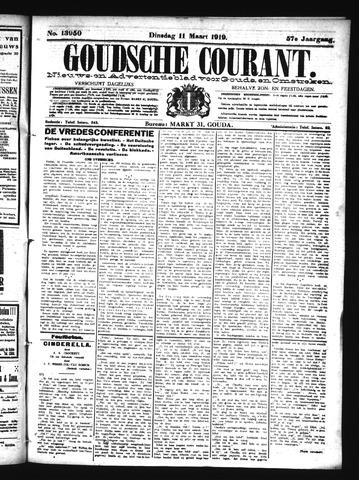 Goudsche Courant 1919-03-11