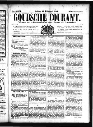 Goudsche Courant 1909-02-19