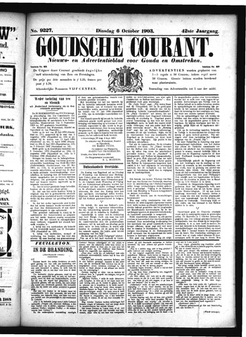 Goudsche Courant 1903-10-06