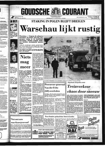 Goudsche Courant 1981-12-14