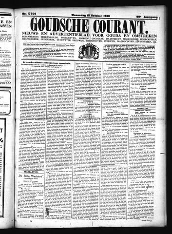 Goudsche Courant 1930-10-15
