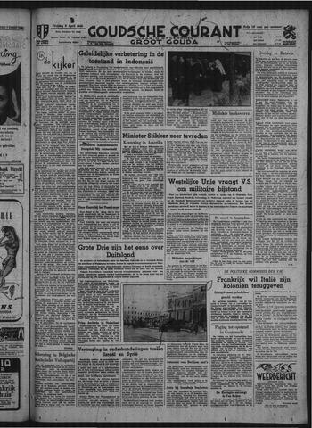 Goudsche Courant 1949-04-08