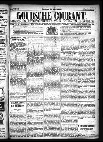 Goudsche Courant 1922-06-24