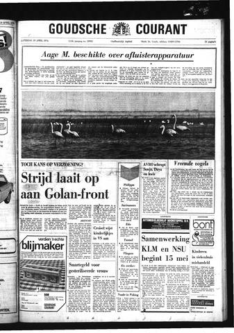 Goudsche Courant 1974-04-20
