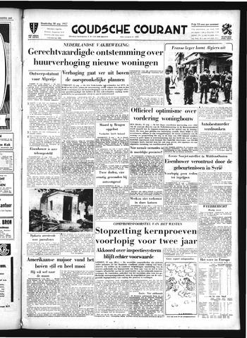 Goudsche Courant 1957-08-22