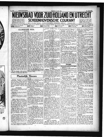 Schoonhovensche Courant 1935-06-24