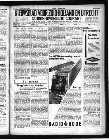 Schoonhovensche Courant 1935-12-06