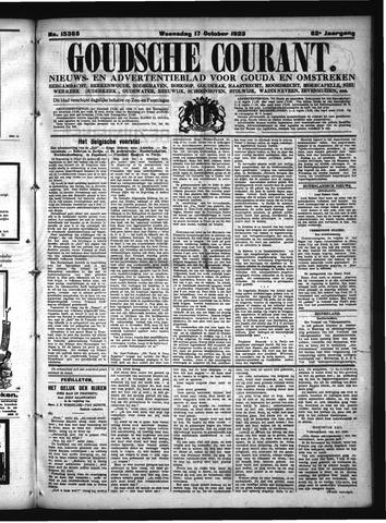 Goudsche Courant 1923-10-17