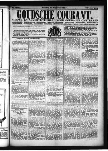 Goudsche Courant 1927-08-23