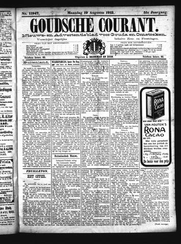 Goudsche Courant 1912-08-19