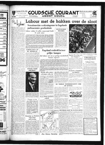 Goudsche Courant 1950-02-25