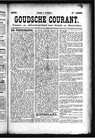 Goudsche Courant 1883-11-04