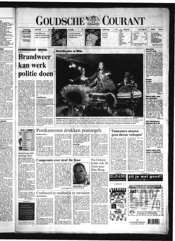 Goudsche Courant 2001-07-28