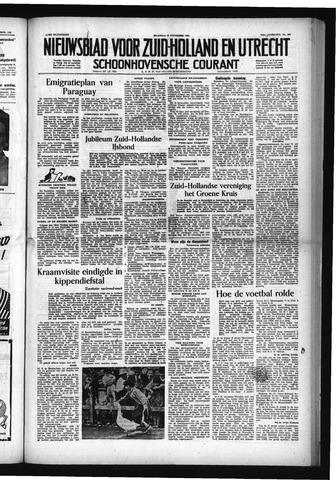 Schoonhovensche Courant 1953-11-23