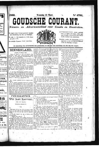 Goudsche Courant 1892-03-23