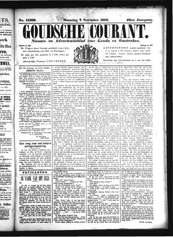 Goudsche Courant 1910-11-07