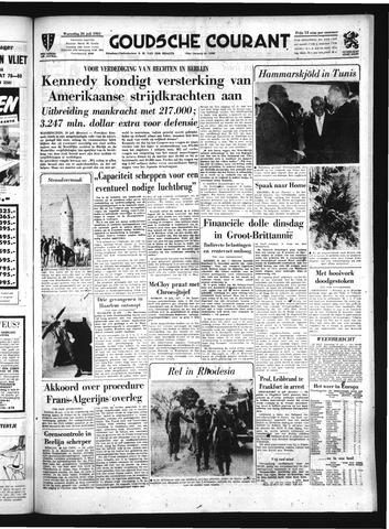 Goudsche Courant 1961-07-26