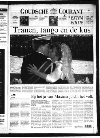 Goudsche Courant 2002-02-03