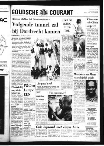 Goudsche Courant 1969-07-22