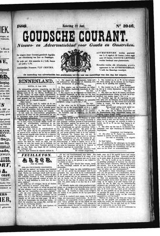 Goudsche Courant 1889-06-22