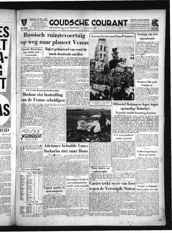 Goudsche Courant 1961-02-13