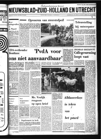 Schoonhovensche Courant 1978-07-21