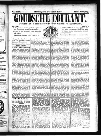 Goudsche Courant 1905-12-25