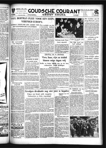 Goudsche Courant 1949-11-01