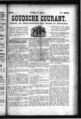 Goudsche Courant 1884-01-30