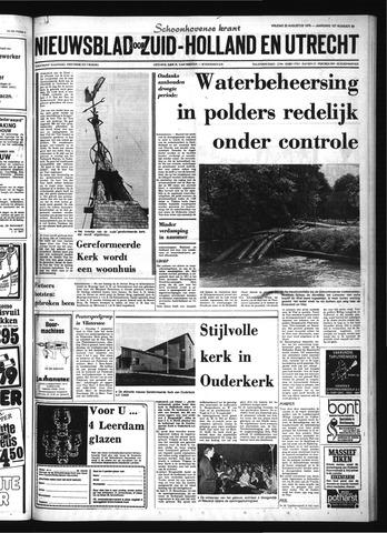 Schoonhovensche Courant 1976-08-20