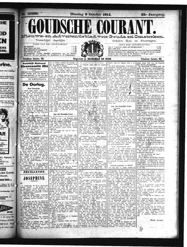 Goudsche Courant 1914-10-06