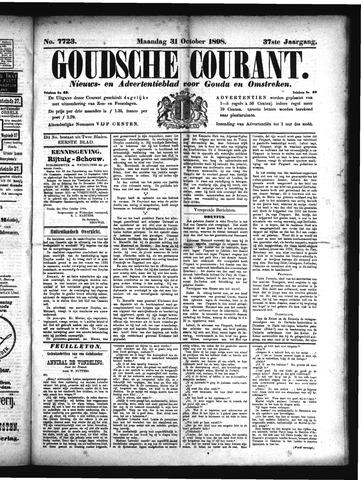 Goudsche Courant 1898-10-31