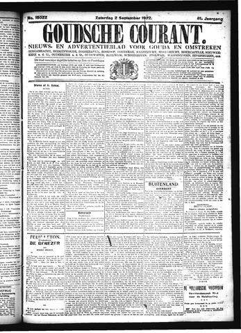 Goudsche Courant 1922-09-02
