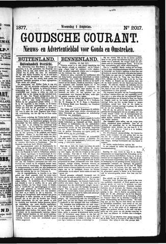 Goudsche Courant 1877-08-01