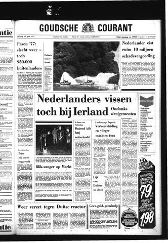 Goudsche Courant 1977-04-12