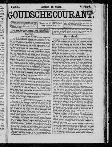 Goudsche Courant 1866-03-18