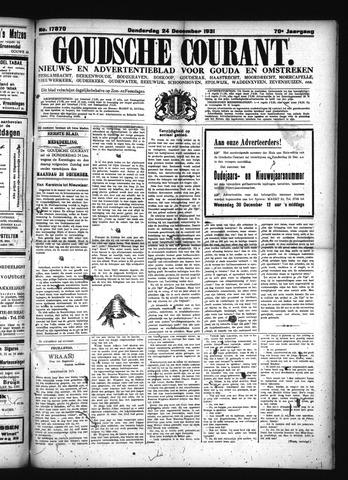 Goudsche Courant 1931-12-24