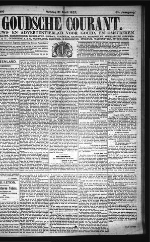 Goudsche Courant 1922-04-21