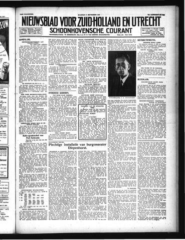 Schoonhovensche Courant 1947-09-08