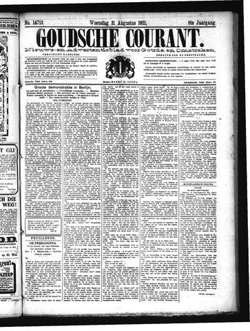 Goudsche Courant 1921-08-31
