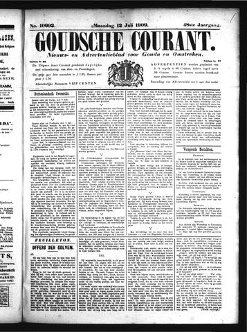 Goudsche Courant 1909-07-12