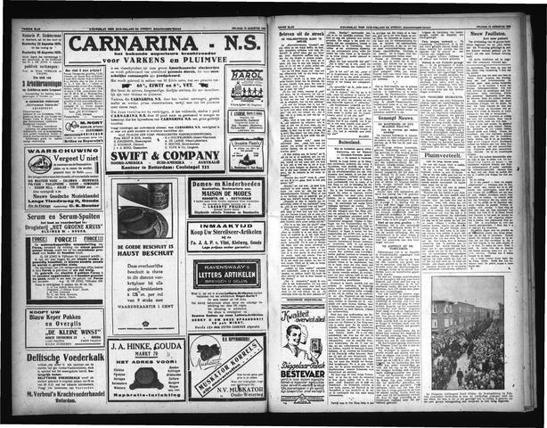 Schoonhovensche Courant 1929-08-16