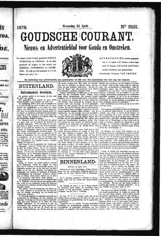 Goudsche Courant 1878-04-24