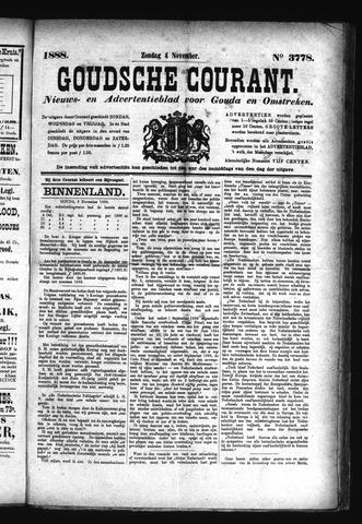 Goudsche Courant 1888-11-04