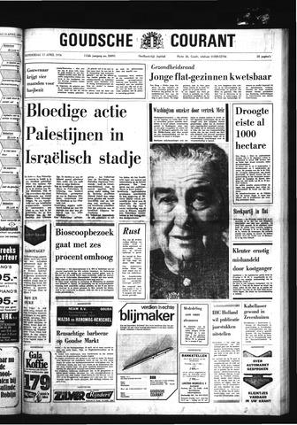 Goudsche Courant 1974-04-11