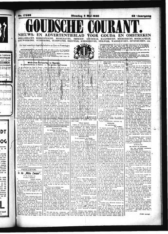 Goudsche Courant 1930-05-06