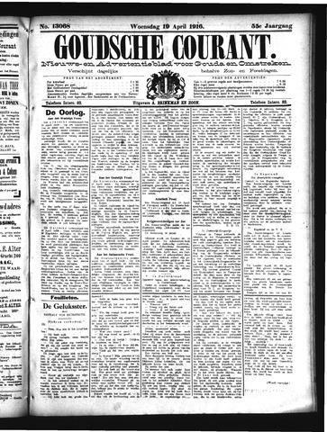 Goudsche Courant 1916-04-19