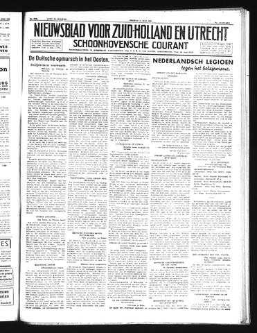 Schoonhovensche Courant 1941-07-11